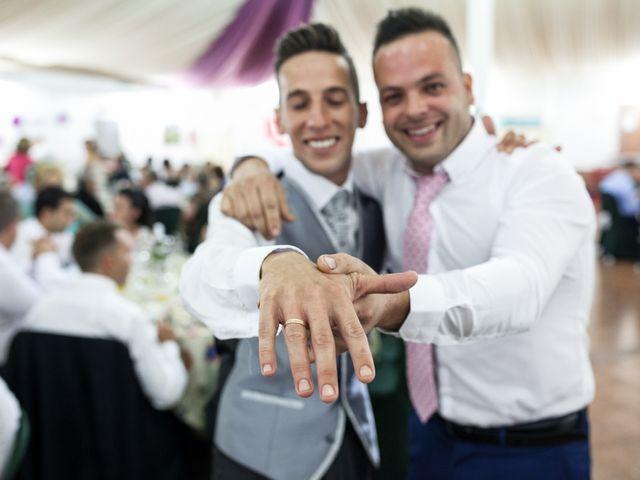 La boda de Cristopher y Cristina en Trigueros, Huelva 45