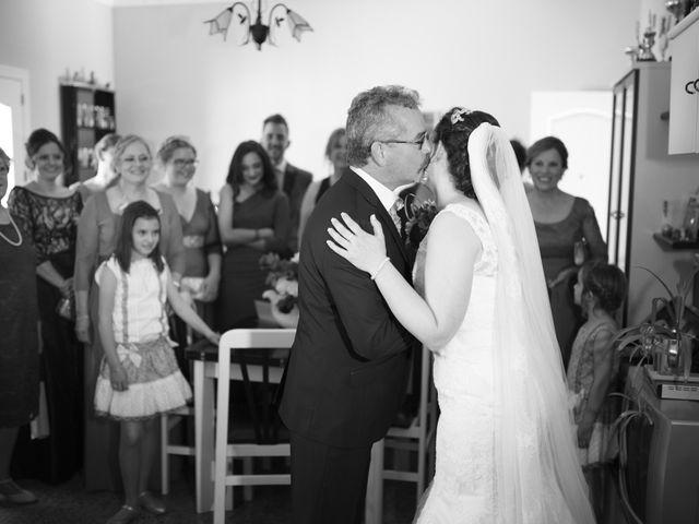 La boda de Cristopher y Cristina en Trigueros, Huelva 48