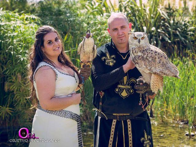 La boda de Susana y Fernando