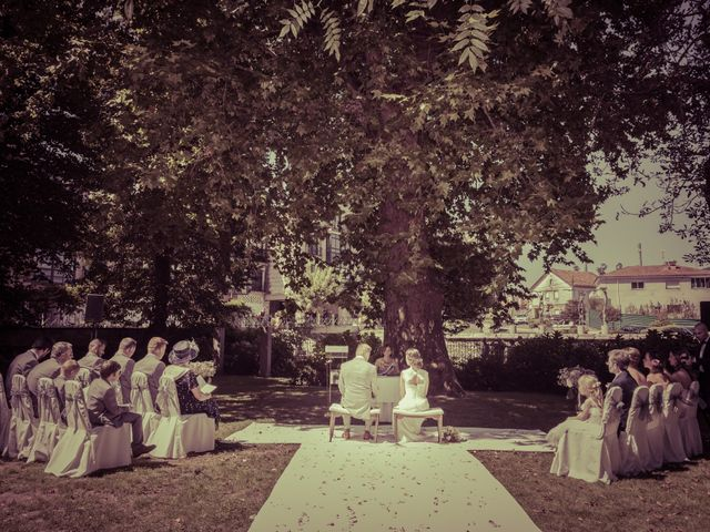 La boda de Barry y Almudena en Mondariz (Balneario), Pontevedra 9