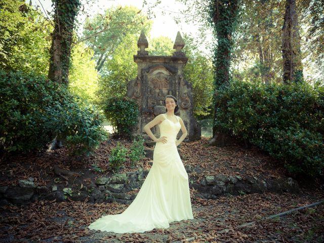 La boda de Barry y Almudena en Mondariz (Balneario), Pontevedra 12