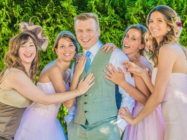 La boda de Barry y Almudena en Mondariz (Balneario), Pontevedra 1
