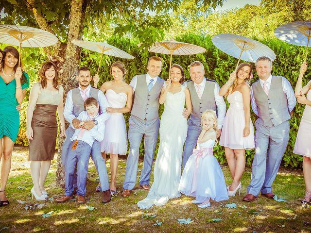 La boda de Almudena y Barry