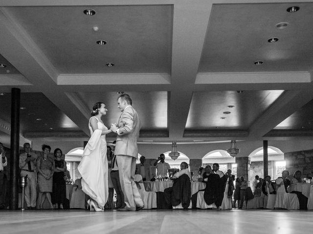 La boda de Barry y Almudena en Mondariz (Balneario), Pontevedra 15