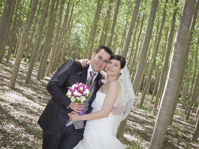 La boda de Eli y Ginés