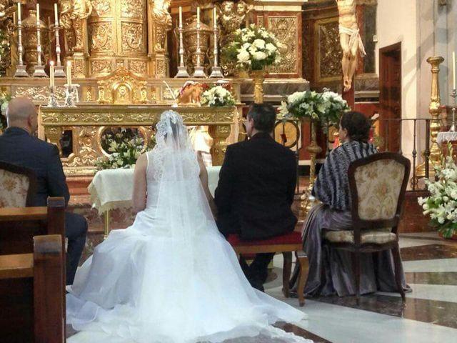 La boda de José Antonio y Carmen en Murcia, Murcia 4