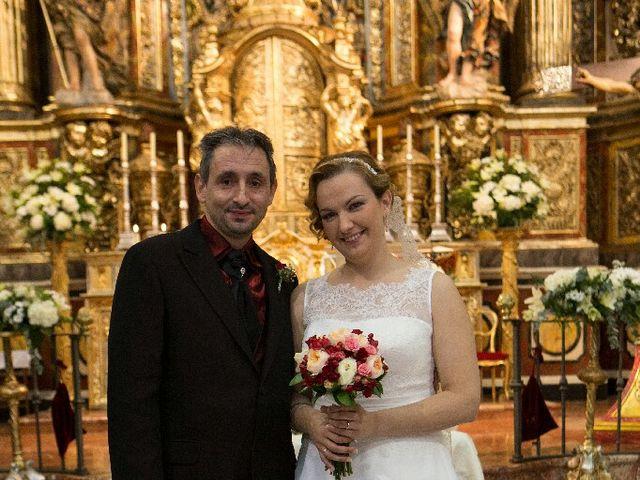La boda de José Antonio y Carmen en Murcia, Murcia 5