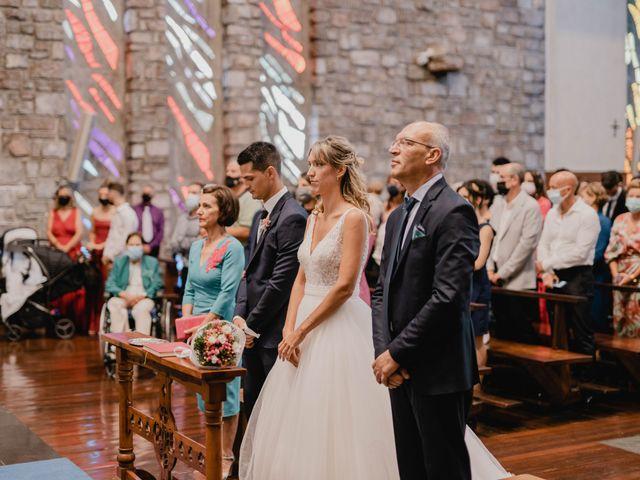 La boda de Javi y Miriam en Donostia-San Sebastián, Guipúzcoa 22