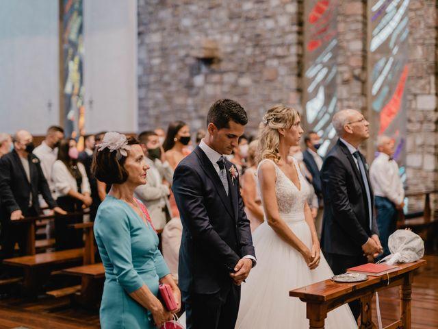 La boda de Javi y Miriam en Donostia-San Sebastián, Guipúzcoa 24