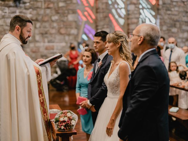 La boda de Javi y Miriam en Donostia-San Sebastián, Guipúzcoa 28