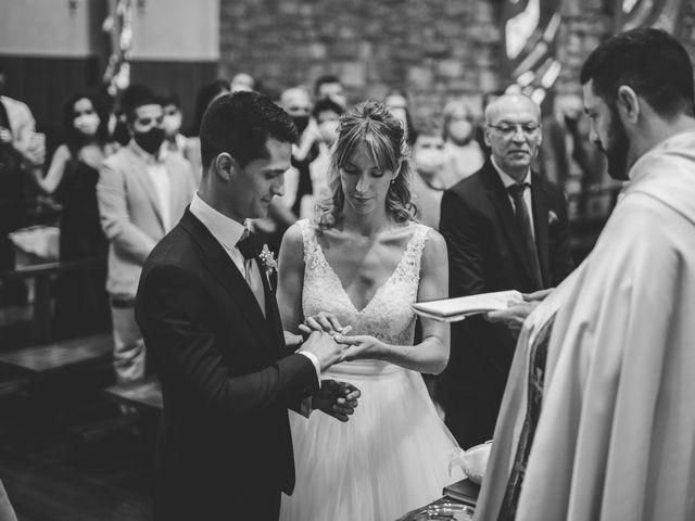 La boda de Javi y Miriam en Donostia-San Sebastián, Guipúzcoa 30