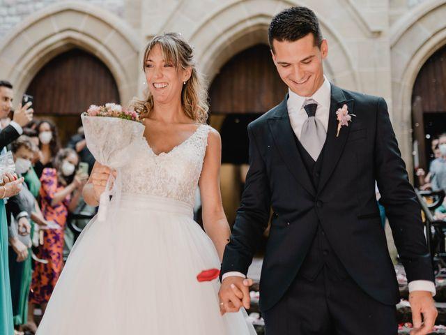 La boda de Javi y Miriam en Donostia-San Sebastián, Guipúzcoa 34