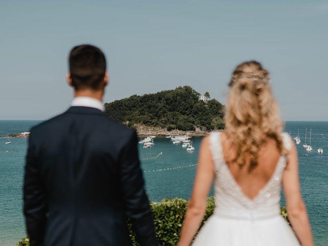 La boda de Javi y Miriam en Donostia-San Sebastián, Guipúzcoa 41