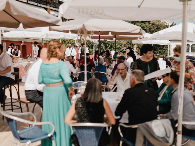 La boda de Javi y Miriam en Donostia-San Sebastián, Guipúzcoa 42