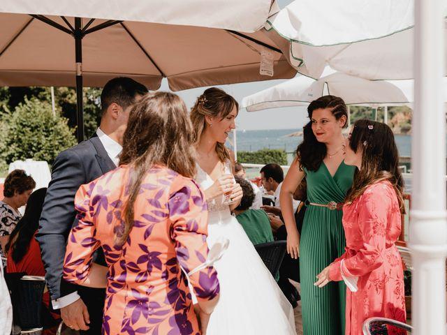 La boda de Javi y Miriam en Donostia-San Sebastián, Guipúzcoa 43