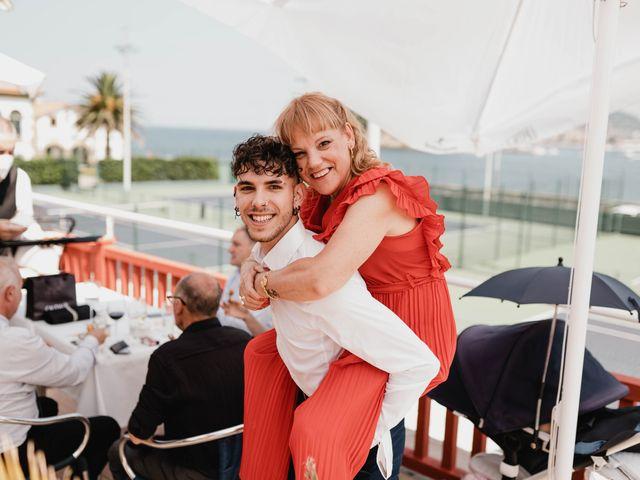 La boda de Javi y Miriam en Donostia-San Sebastián, Guipúzcoa 46