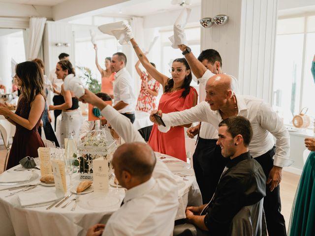 La boda de Javi y Miriam en Donostia-San Sebastián, Guipúzcoa 50