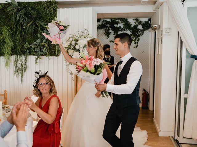 La boda de Javi y Miriam en Donostia-San Sebastián, Guipúzcoa 56
