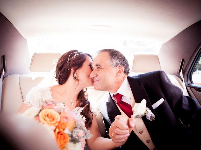 La boda de Raúl y Bea en Horche, Guadalajara 23