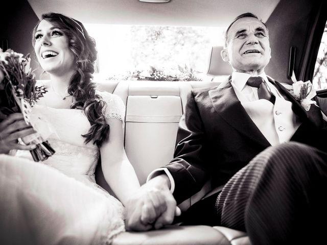 La boda de Raúl y Bea en Horche, Guadalajara 24