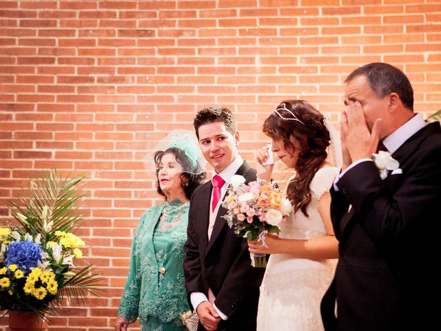 La boda de Raúl y Bea en Horche, Guadalajara 27