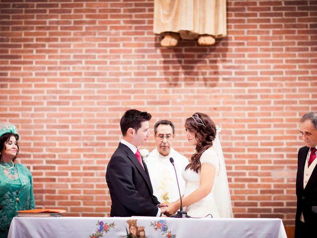 La boda de Raúl y Bea en Horche, Guadalajara 32