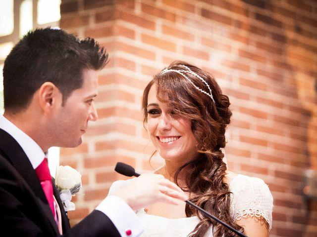 La boda de Raúl y Bea en Horche, Guadalajara 35