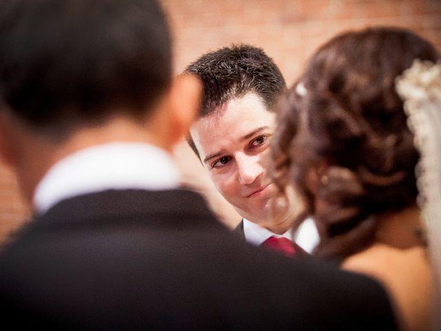 La boda de Raúl y Bea en Horche, Guadalajara 36