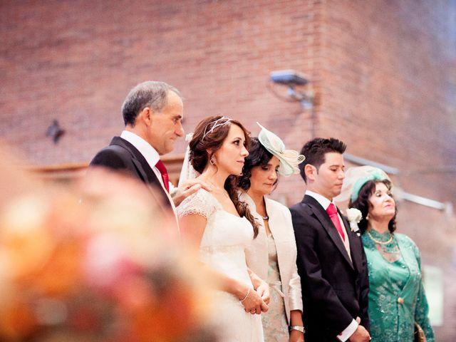 La boda de Raúl y Bea en Horche, Guadalajara 37
