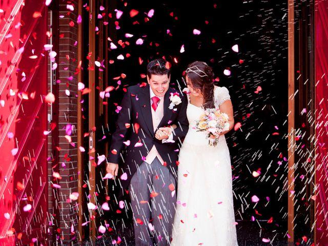 La boda de Raúl y Bea en Horche, Guadalajara 38