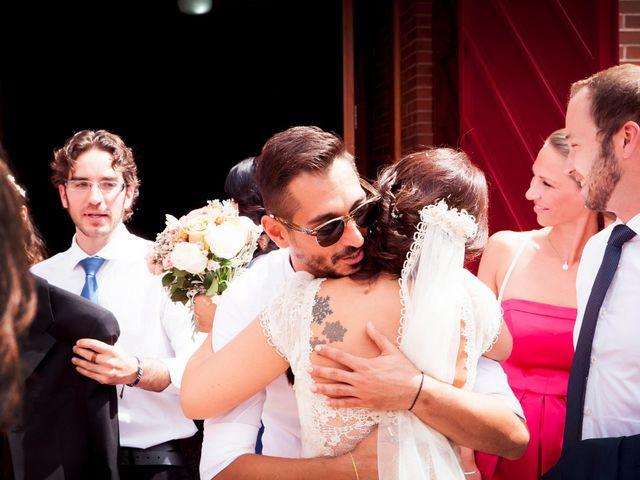 La boda de Raúl y Bea en Horche, Guadalajara 39