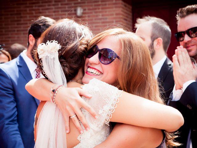 La boda de Raúl y Bea en Horche, Guadalajara 40