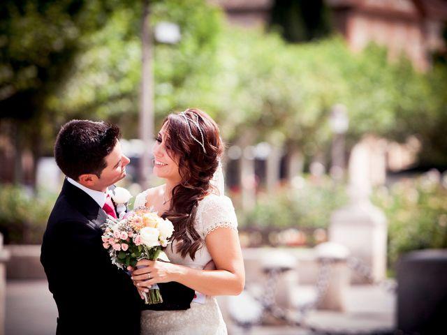 La boda de Raúl y Bea en Horche, Guadalajara 41
