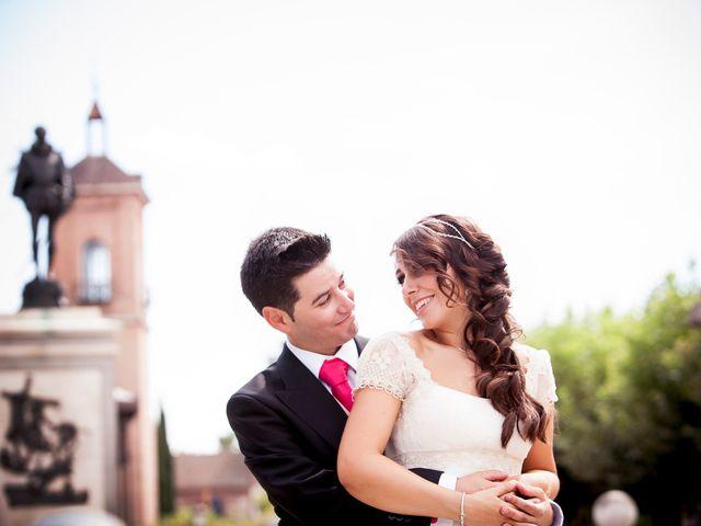 La boda de Raúl y Bea en Horche, Guadalajara 44
