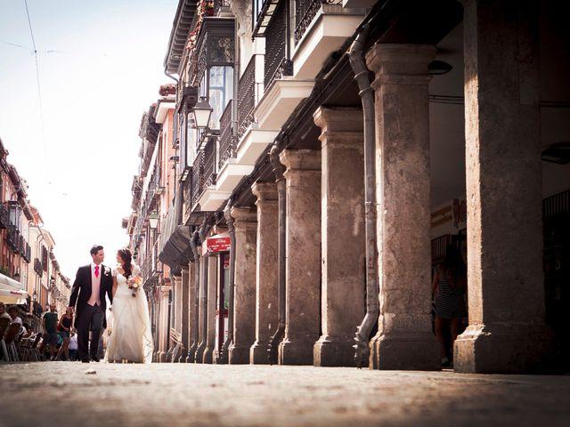 La boda de Raúl y Bea en Horche, Guadalajara 47