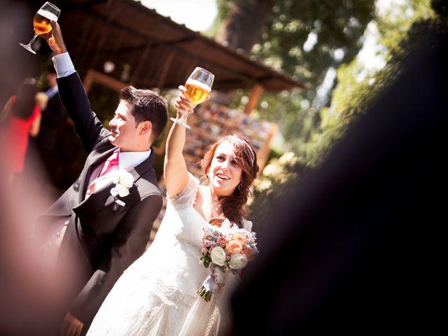 La boda de Raúl y Bea en Horche, Guadalajara 49
