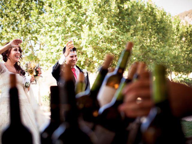 La boda de Raúl y Bea en Horche, Guadalajara 57
