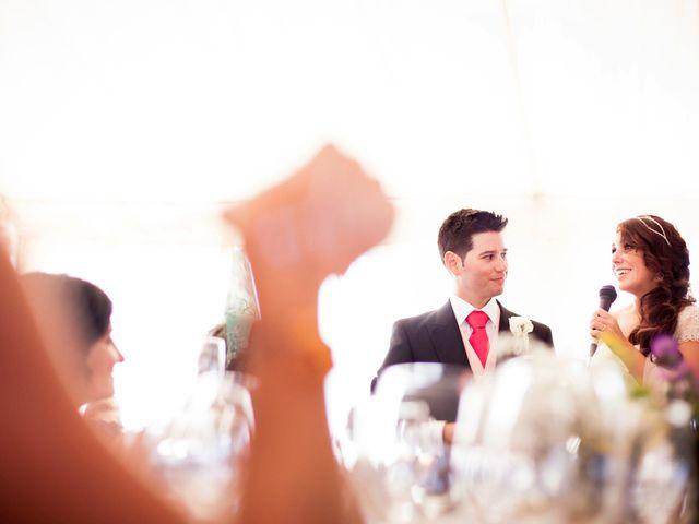 La boda de Raúl y Bea en Horche, Guadalajara 58