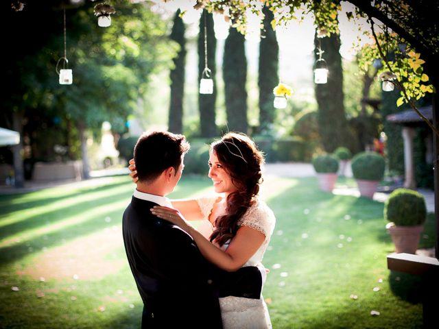 La boda de Raúl y Bea en Horche, Guadalajara 64