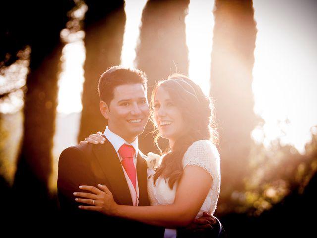 La boda de Raúl y Bea en Horche, Guadalajara 66