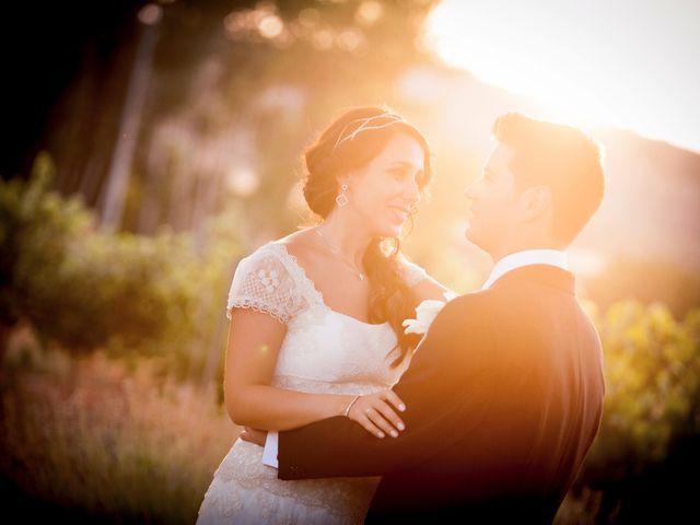 La boda de Bea y Raúl