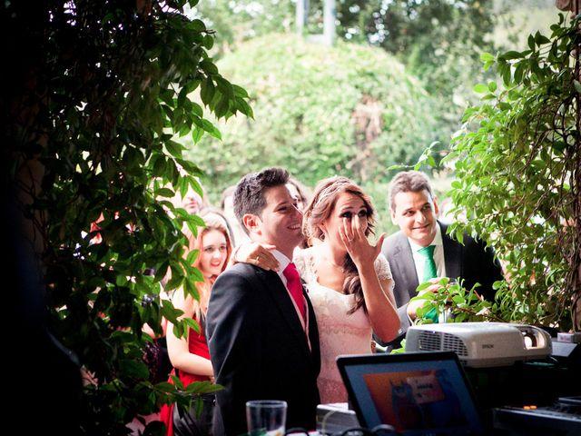 La boda de Raúl y Bea en Horche, Guadalajara 80