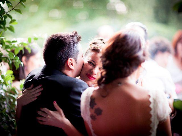 La boda de Raúl y Bea en Horche, Guadalajara 81