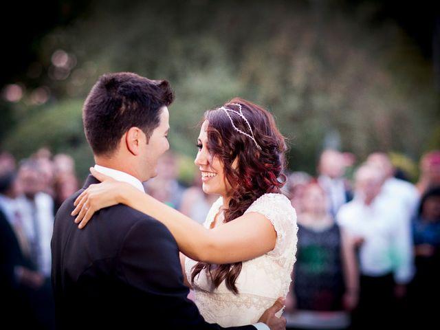La boda de Raúl y Bea en Horche, Guadalajara 83