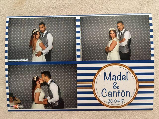 La boda de Canton  y Madel en Almería, Almería 9