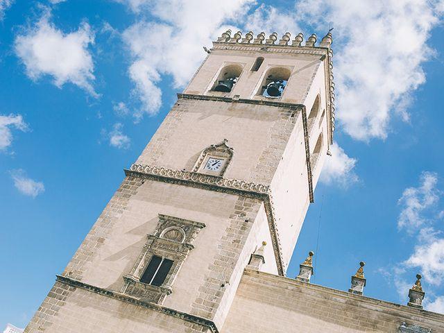 La boda de Jaime y Estela en Badajoz, Badajoz 23