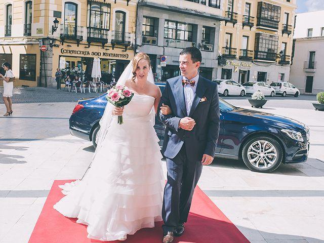 La boda de Jaime y Estela en Badajoz, Badajoz 25