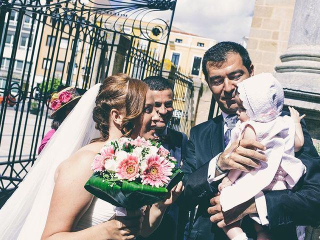 La boda de Jaime y Estela en Badajoz, Badajoz 26