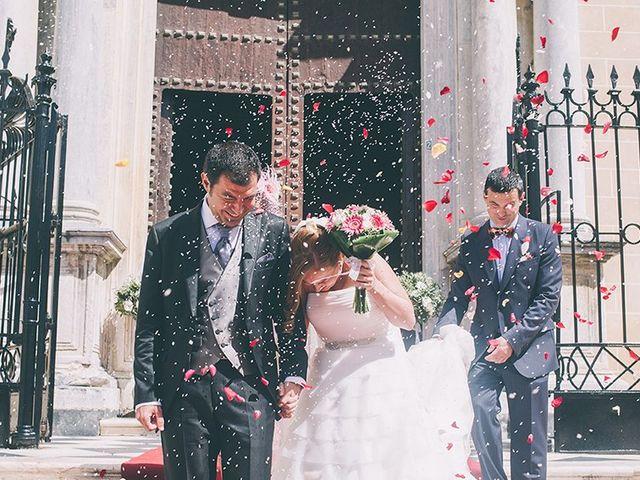 La boda de Jaime y Estela en Badajoz, Badajoz 33