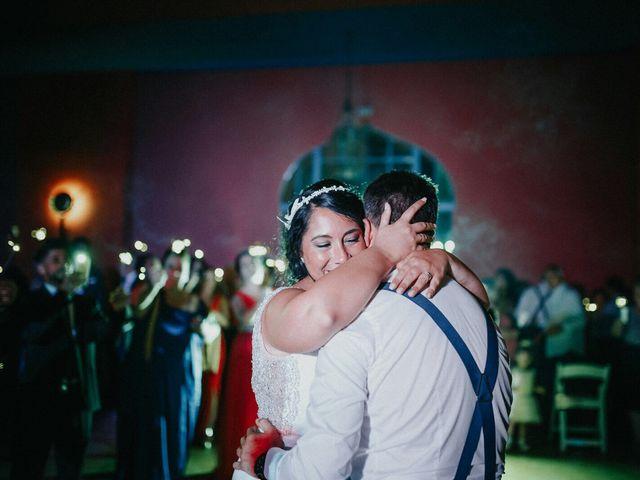 La boda de Javier y Estefania en Santiponce, Sevilla 2